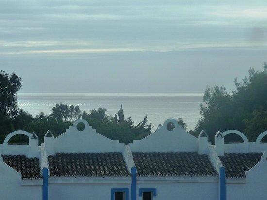 Vime la Reserva de Marbella : vistas desde la terraza de la habitación