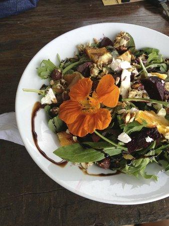 Hot Waves Cafe: Beetroot Salad