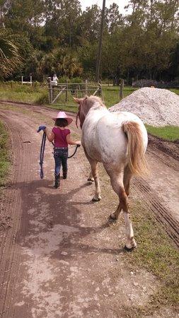 West Coast Ranch: little cowgirls best friend