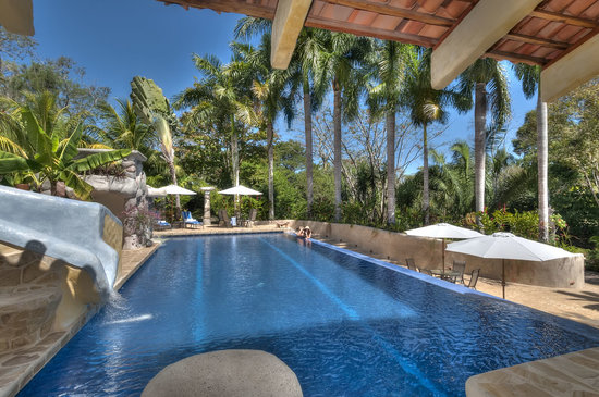 Kalapiti Luxury Jungle Suites: POOL