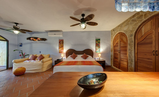 Kalapiti Luxury Jungle Suites: SUITE EL SOL