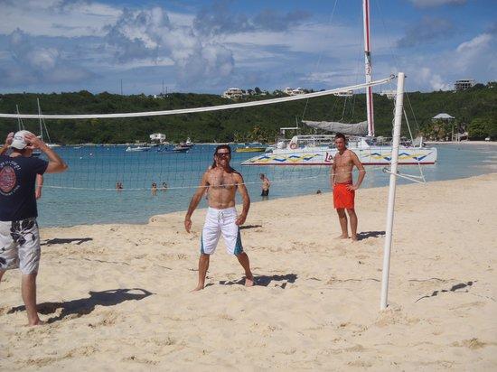 Aqua Mania Adventures: Volleyball on Anguilla