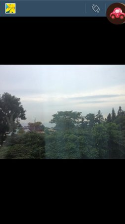 Le Meridien Singapore, Sentosa: Room View