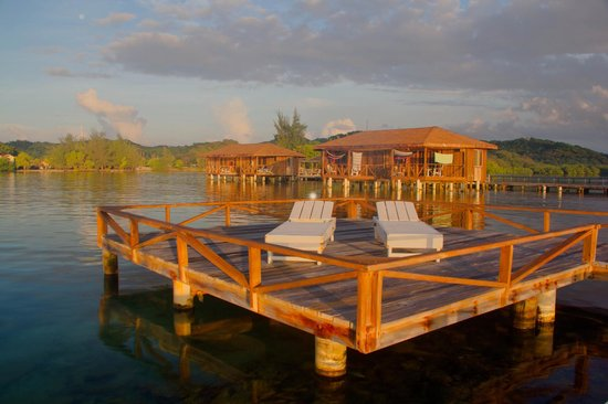 CoCo View Resort: Bungalows