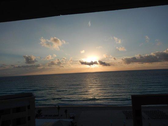 Beach Palace: nacer do sol