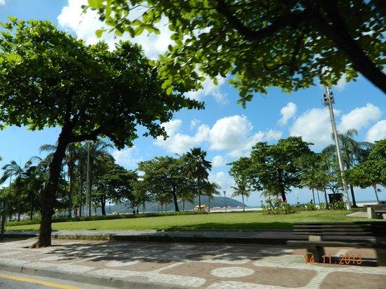 Beach Edge Gardens : Jardim de Santos