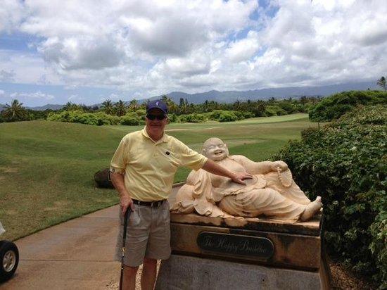 Kauai Lagoons Golf Club - Kiele Course: Wish Me Well