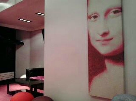 Ideal Hotel design : hall