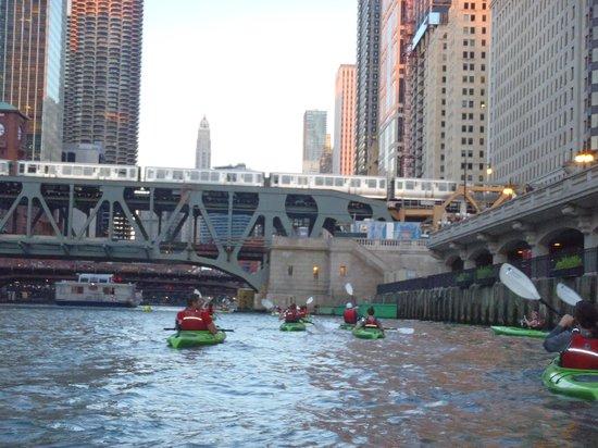 Urban Kayaks: kayaking