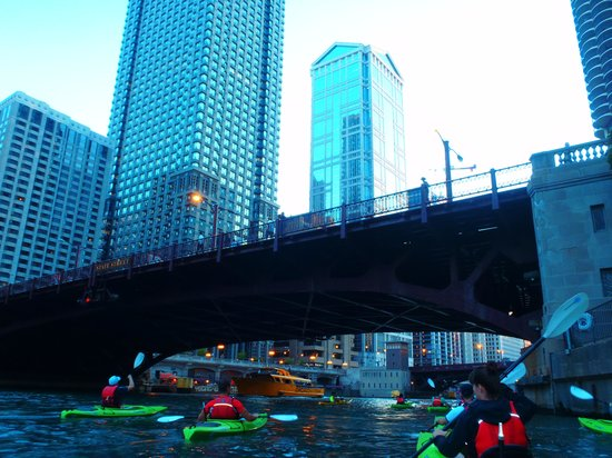 Urban Kayaks: kayaks