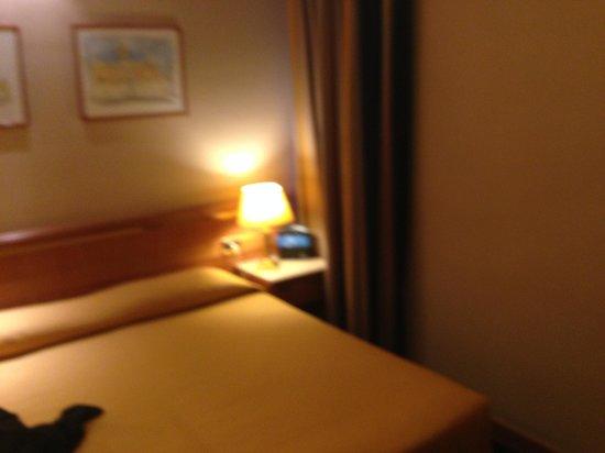 Hotel Diocleziano : Quarto