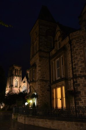 Strathness House and St. Andrew's Cathedral