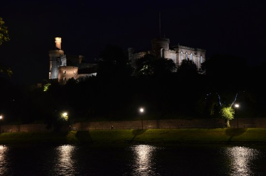 Strathness House: Inverness Castle