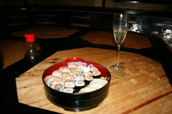Kotaro: Birthday Sushi