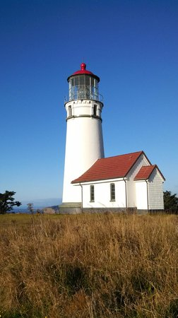 Cape Blanco State Park: Cape Blanco Lighthouse