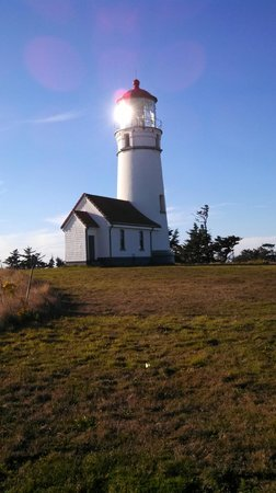 Cape Blanco State Park: Blinded By The Light
