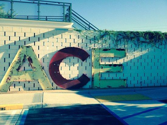 Ace Hotel and Swim Club: ACE hotel
