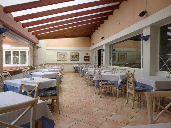 Aparthotel Green Garden : restaurant