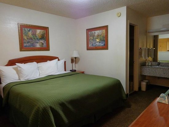 BEST WESTERN Llano: bed
