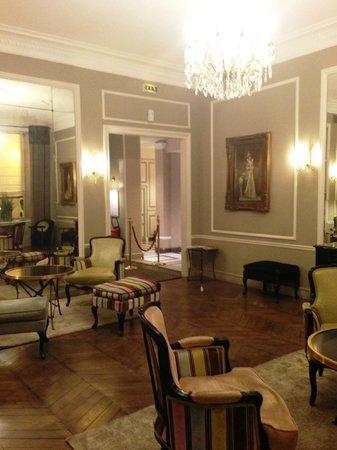 Hôtel Bradford Elysées - Astotel : Lobby