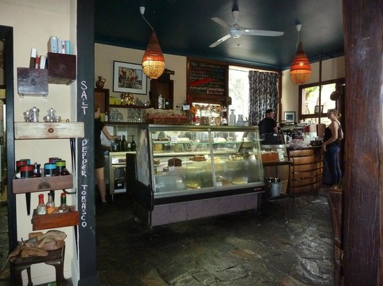Taylor's Cafe: Front of house