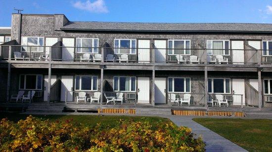 Provincetown Inn Resort & Conference Center: Номера с видом на океан