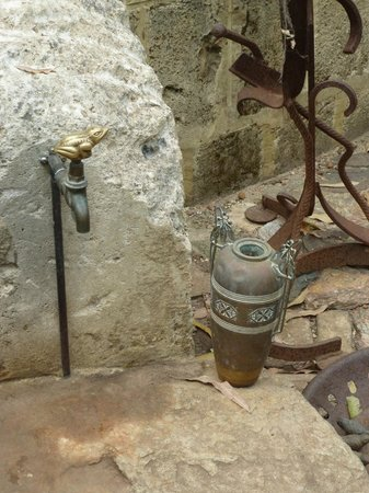 Taylor's Cafe : Outdoor oddities