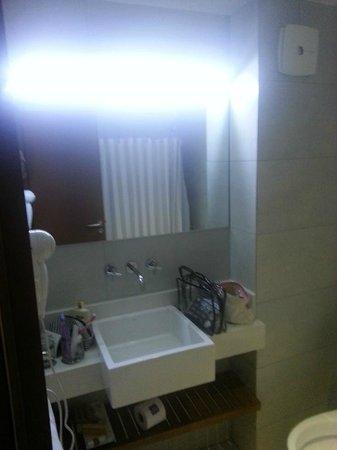 Howard Johnson Inn Palermo: Banheiro