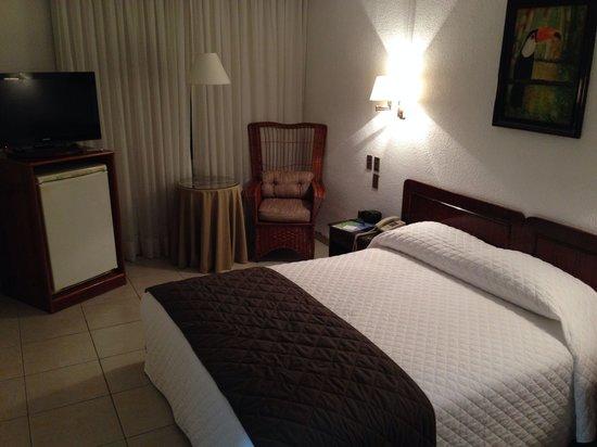 Hotel Cortez: Camera doppia