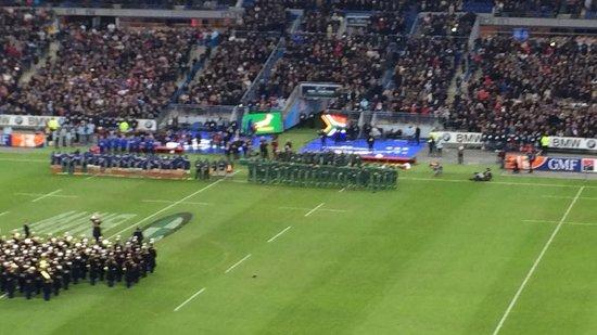 Stade de France : Fra /Afs