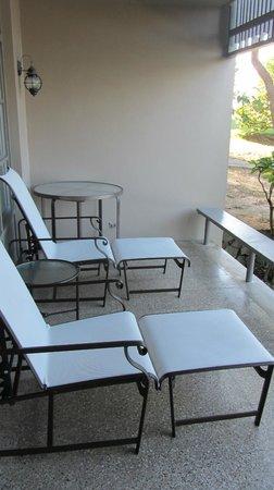 Caneel Bay Resort : balcony