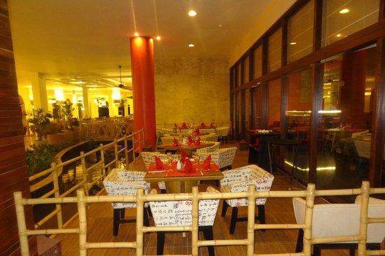 Grand Palladium Imbassai Resort & Spa: Restaurante Japones Sumptuori