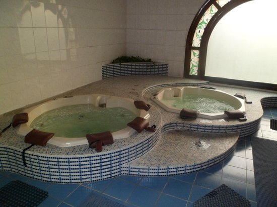 Mercure Luxor Karnak: Spa
