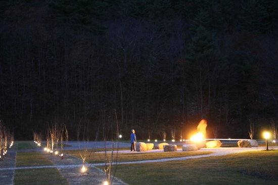 Briarcliff Motel : Fire Bowl