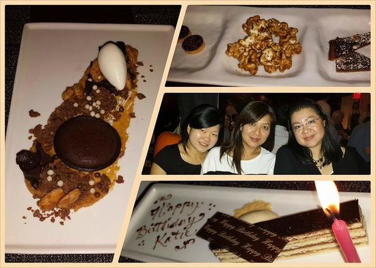 Colicchio & Sons Tap Room : Desserts