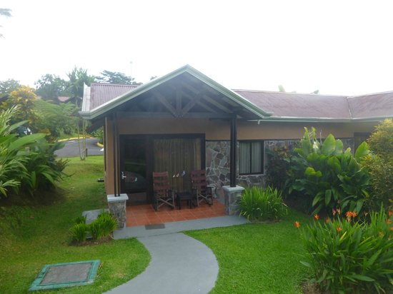 Arenal Springs Resort and Spa: Our wonderful room