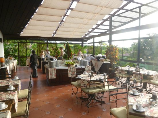 Arenal Springs Resort and Spa: Breakfast Buffett