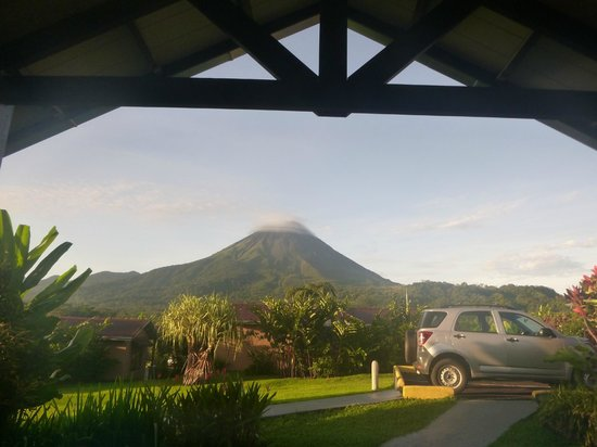 Arenal Springs Resort and Spa: Our magnificent view
