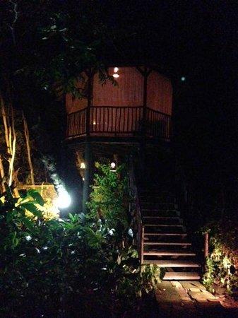 Boudreau Restaurant: Private Romantic Treehouse
