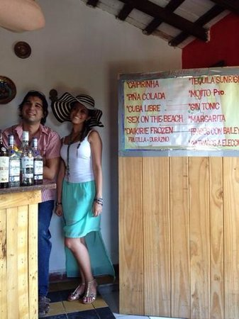 Loma San Jeronimo : with the owner and creator of paragayan mojito divine