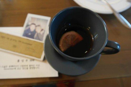 November: welcome tea 'vinchaud'