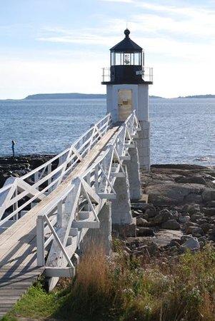 Marshall Point Lighthouse Museum: Marshall Point Light