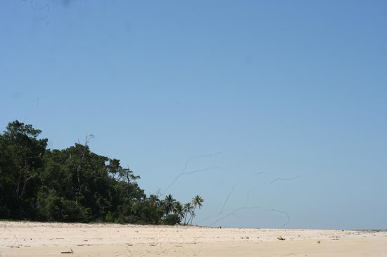 Ilha do Marajo, PA: Praia do Céu