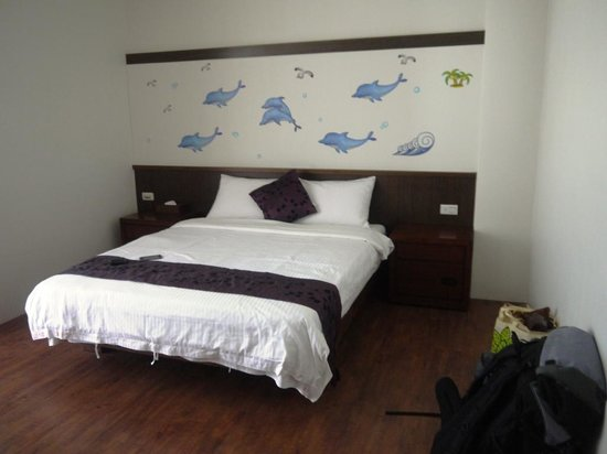 Jiaying Holiday Village B&B : The room
