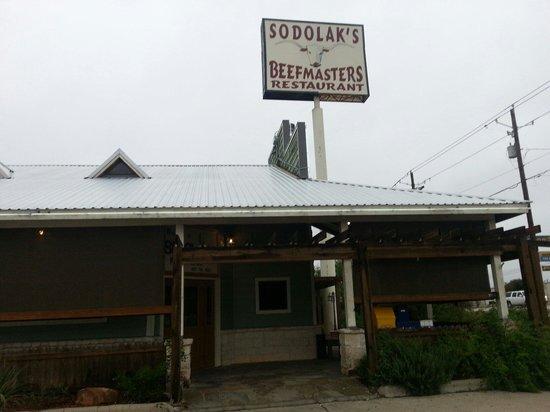 Sodolaks Beefmasters Restaurant: The Bryan Sodolak's