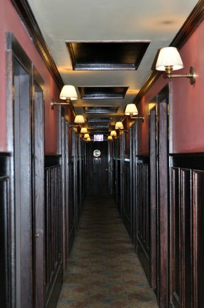 The Jane: Third Floor Hallway