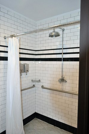 The Jane: One of the Showers