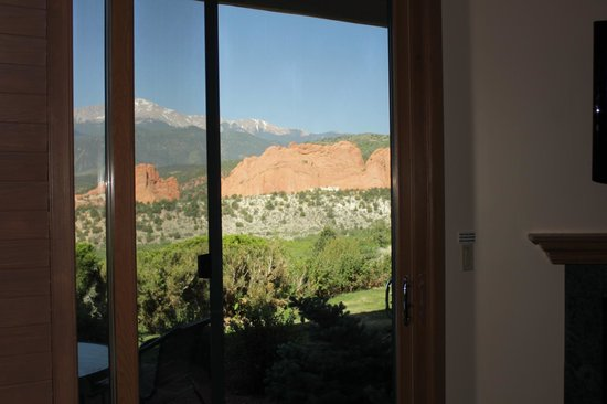 Garden of the Gods Collection: Wouldn't mind waking up to this view everyday.