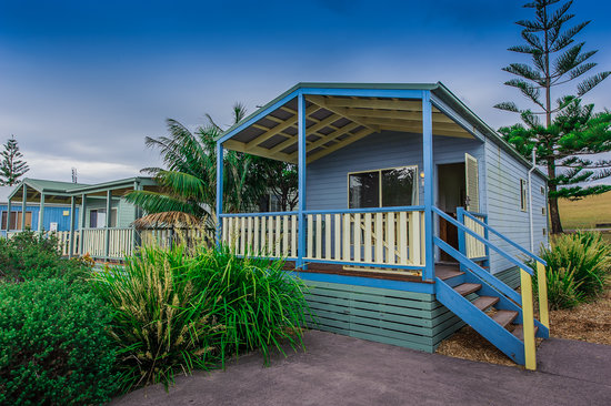 Crescent Head, Австралия: Oceanside Cabins