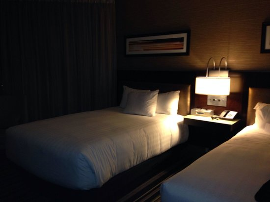 Hyatt Regency Indianapolis: Comfortable beds